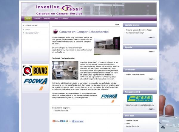 nieuwe site inventive repair
